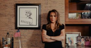 Alyssa Milano, Celebrity Activist for the Celebrity Presidential Age