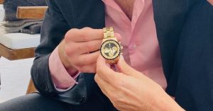 Ellen DeGeneres Just Bought a Vintage Rolex. It Only Cost around $750,000.