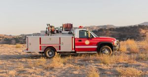 While California Fires Rage, the Rich Hire Private Firefighters